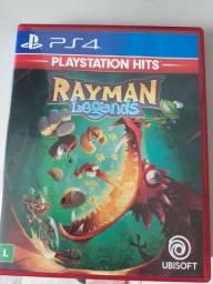 Vendo Rayman legends