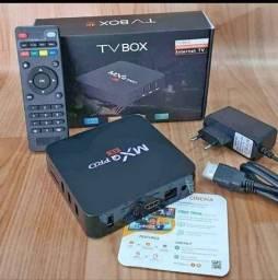 Sua Tv Comum pode Ser Smart com esse aparelho (Lojas WiKi)