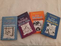 Livro Diário de Banana