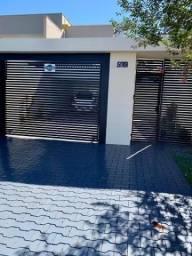 Sobrado com 3 dormitórios à venda, 211 m² por R$ 650.000,00 - Jardim Araucária - Campo Mou
