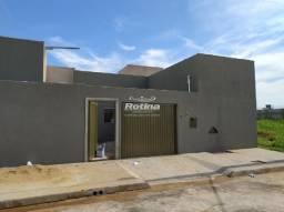 Casa para aluguel, 2 quartos, 1 suíte, 1 vaga, Loteamento Portal do Vale II - Uberlândia/M