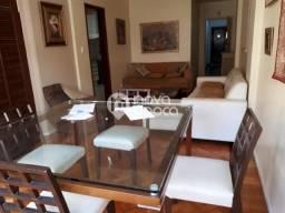 Apartamento à venda com 3 dormitórios em Copacabana, Rio de janeiro cod:CP3AP45392