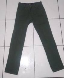 Bermuda calça jeans