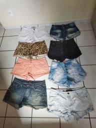 Lote de roupas G 13 peças