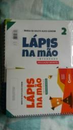 Kit Livro Lápis na Mão Integrado vol.2