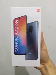 Xiaomi Redmi Note 9S - Novo Lacrado