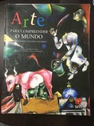 Livro de artes ?para compreender o mundo? 6° ano