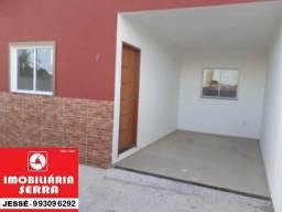 JES 057. Vendo casa nova em Jacaraípe há 2km da praia. Área útil 60M², Área total 100M²