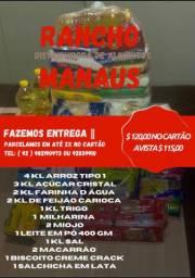 Disck rancho, entregamos em toda Manaus!!!