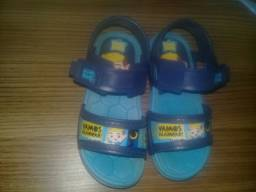 Sandalia do lucas neto