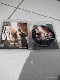 The last of us  Em ótimo estado PS3