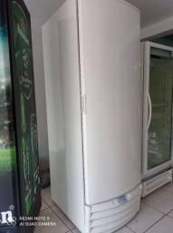 Geladeira dupla função congelamento e resfriamento com garantia