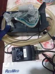 Aparelho respiratório automático