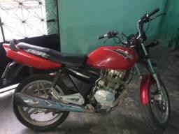 Vendo uma Moto Max 125 SED ano 2012