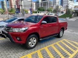 Hilux SRV 4x4 Diesel 2018/2018 Único dono