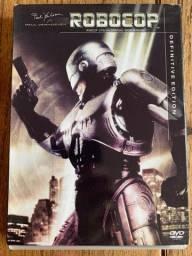 DVD filme Robocop 1 + DVD de extras