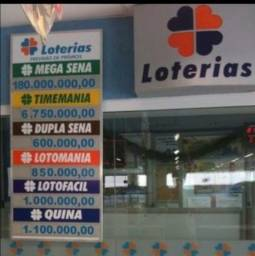 Título do anúncio: Loterica reg. Registro, Vale do Ribeira