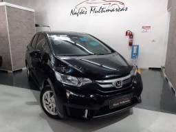 Honda Fit 2015 !!! Cambio Automático !!! Baixa KM !!!