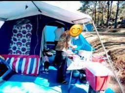 Vendo barraca de camping para 5 pessoas marcar  Capri