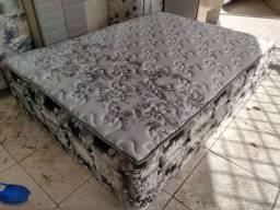 Linda cama box de mola / Entrega gratuita