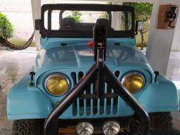 Jeep Willys ano 71 4x4