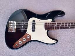 Baixo Tagima das antigas 4c jazz Bass