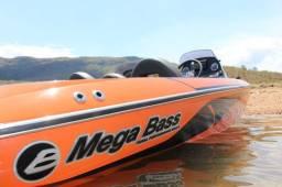 Bass Boat Mega bass Master