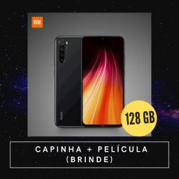 Xiaomi Redmi Note 8 - 128gb (capinha + película GRÁTIS)