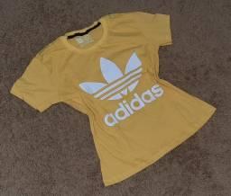 Título do anúncio: T-shirt e camisetas multimarcas