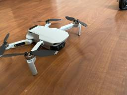 Drone DJI mini mavic-Guimbal 3 eixos, fotos e vídeos alta resolução, grátis um cartão