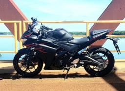 Yamaha R3 ABS 2018 Preto Fosco