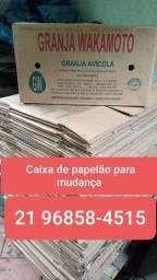 Caixa de papelão para mudança 2.80 unid