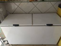 Freezer horizontal 534 litros