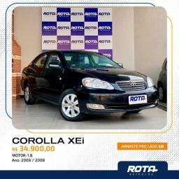 Corolla XEi 1.8 Automático