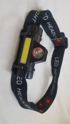 Lanterna forte de cabeça led head light