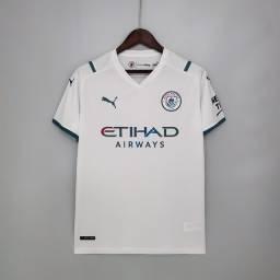 Título do anúncio: Manchester City camisa II 21/22