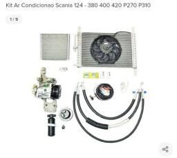Kit Ar condicionado de Scania REFRIJET