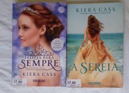 Livros de kiera cass : felizes para sempre e a sereia