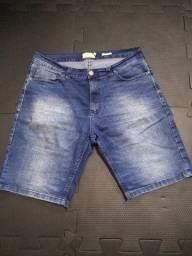 Bermuda jeans slim 46