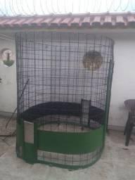 Título do anúncio: Viveiro Gaiola Papagaio Arara Calopsita