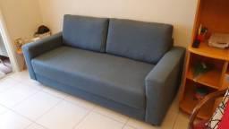 Um sofá bonito >> Sofá Azul da Tok Stok !!!!