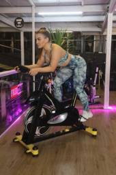 Spinning Bike Oneal TP8000 Profissional semi novo