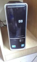 PC HP intel i3 4giga ou troco por notebook Dell