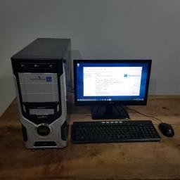 """Computador i3 terceira geração 4gb 500gb 19"""""""