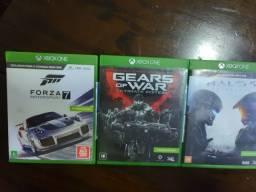 Jogos Xbox One - 200,00 os 3