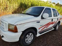 Ford/F 250  Tropical F com cabine dupla 2001