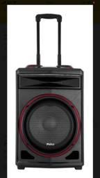 Alto-falante Philco Pcx6500 Portátil Con Bluetooth Preta 100v/240v
