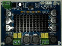 Placa Amplificador