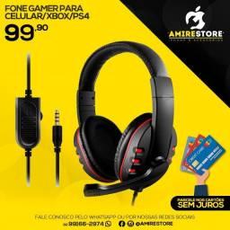 Fone Gamer Microfone