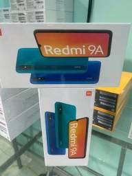 XIAOMI REDMI 9A 32GB TELA 6.53 novos disponíveis